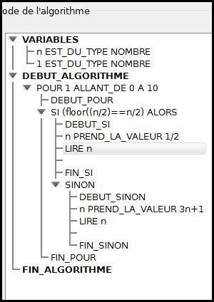 Algorithme _ Algobox, exercice de algorithmique - 395569