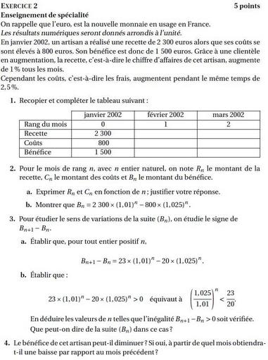 devoir maison de math 4eme n 4